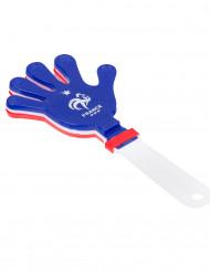 """Mani """"clap clap"""" in plastica France FFF™"""