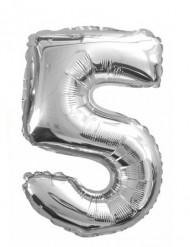 Palloncino alluminio n°5