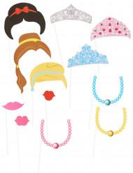 Kit photobooth compleanno Principessa