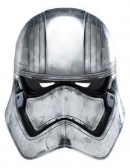 Maschera di cartone Capitaino Phasma Star Wars VII - The Force Awakens™