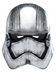 Maschera di cartone Capitaino Phasma Star Wars VII - The Force Awakens™