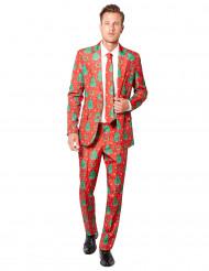 Costume classico Albero di Natale per uomo -Suitmeister™