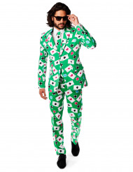 Costume Mr Poker per uomo Opposuits