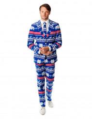 Costume Mr Neve di natale per uomo Opposuits™
