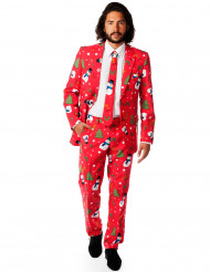 Costume Mr Natale per uomo Opposuits™