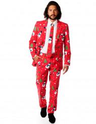 Costume Mr Natale per uomo Opposuits™