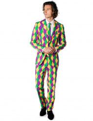 Costume Mr Arlecchino Opposuits™ uomo