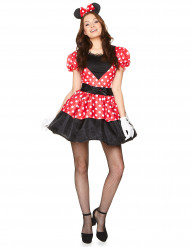 Costume da Miss Mouse per donna