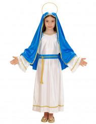 Costume da Maria bambina Natale