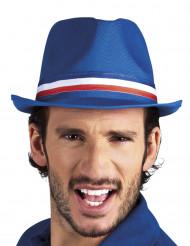 Cappello gangster tricolore