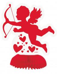 4 centri tavola Cupido 15 cm