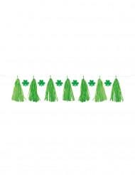 Ghirlanda plastica St Patrick