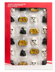 Scatola da 24 caramelle in gelatina Star Wars™