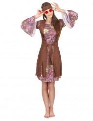 Costume hippie - figlia dei fiori per donna