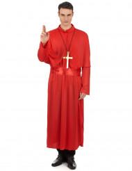 Costume da sacerdote rosso