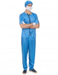 Costume da chirurgo uomo