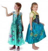 Travestimento coppia Anna ed Elsa Frozen™