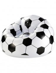 Poltrona gonfiabile pallone da calcio