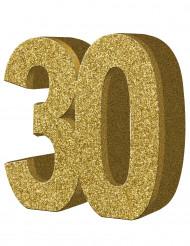Decorazione per 30 anni di compleanno