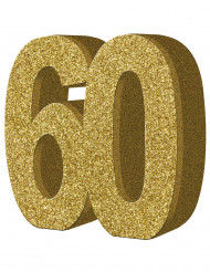 Decorazione da tavola 60 anni