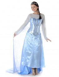 Costume da Regina dei Ghiacci per donna