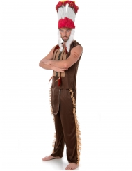 Costume capo tribù indianouomo