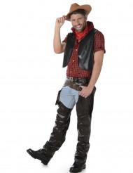Costume cowboy per uomo