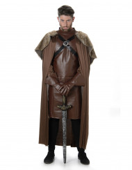 Costume da Cavaliere del Medioevo per adulto