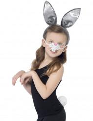 Kit di accessori da coniglietto per bambino