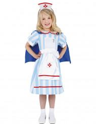 Costume da infermiera vintage per bambina