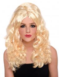 Parrucca bionda donna