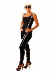 Leggings neri per donna