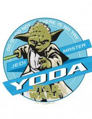 Disco decorativo per torte Yoda - Star wars™