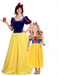 Costume di coppia da Principessa delle fiabe madre e figlia