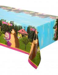 Tovaglia di plastica Masha e Orso™