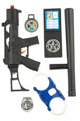 Kit da poliziotto per bambino