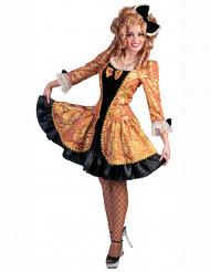 Costume da dama barocca per adulto