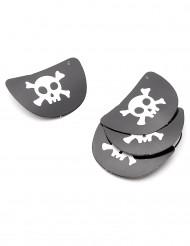 4 copriocchio da pirata