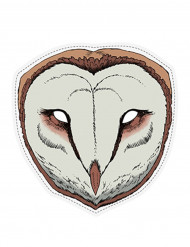 Maschera da Civetta in carta