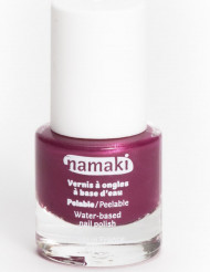 Image of Smalto per unghie a base di acqua lampone 7,5 ml Namaki Cosmetics ©