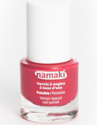 Smalto per unghie a base di acqua corallo 7,5 ml Namaki Cosmetics ©