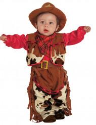Costume da neonato cowboy