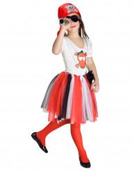 Costume piratessa con tutu