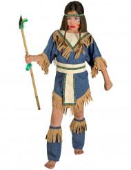 Costume da Indianina per bambina