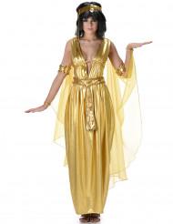 Costume da Cleopatra oro per donna