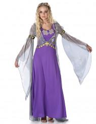 Costume principessa medievale da donna