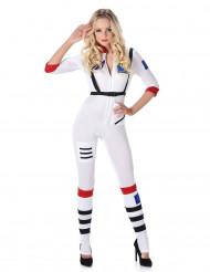 Costume tuta astronauta per donna