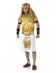 Costume da faraone Ramses uomo