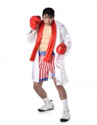 Costume campione di boxe uomo