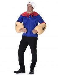 Costume marinaio muscoloso da uomo